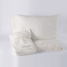 Pura - Linen Bedding Collection