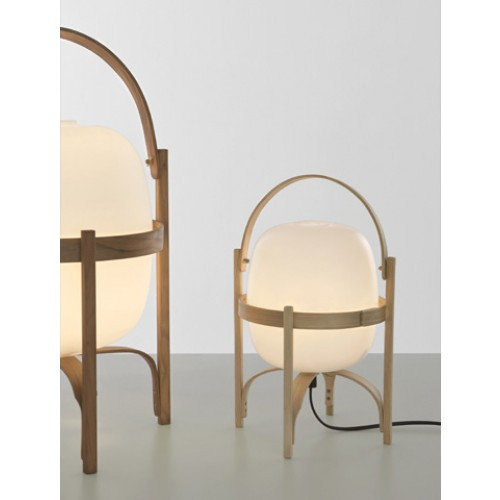 CESTA - Floor Lamp - Santa & Cole