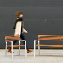 HARPO - Bench by santa-cole
