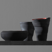 FANG Vases by bd-barcelona