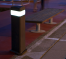 FINISTERRE - Bollard with Light by santa-cole
